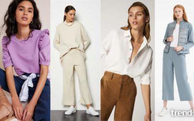 As 4 tendências da roupa confortável